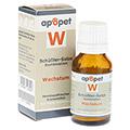 APOPET Schüßler-Salze-Kombination W ad us.vet.Gl. 12 Gramm