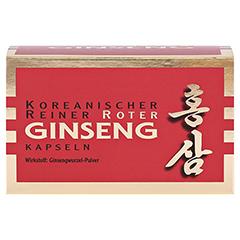 Koreanischer Reiner Roter Ginseng Kapseln 300mg 200 Stück - Vorderseite