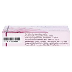 FENIZOLAN Kombi 600 mg Vaginalovulum+2% Creme 1 Packung - Unterseite