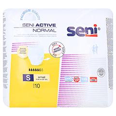 SENI Active Normal Inkontinenzslip Einmal S 10 Stück - Vorderseite