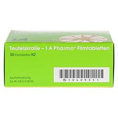 Teufelskralle-1A Pharma 50 Stück N2 - Unterseite