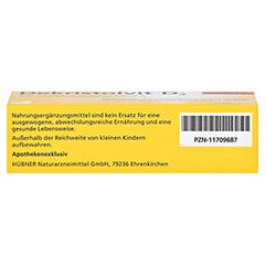 DEKRISTOLVIT D3 5.600 I.E. Tabletten 30 Stück - Unterseite