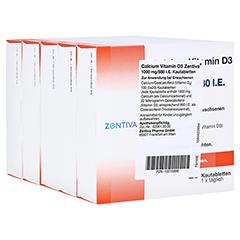 Calcium  Vitamin D3 Zentiva 1000mg/880I.E. 100 Stück N3