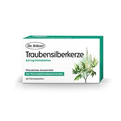 Böhm Traubensilberkerze 6,5mg 60 Stück N2