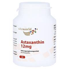 ASTAXANTHIN 12 mg Kapseln 60 Stück