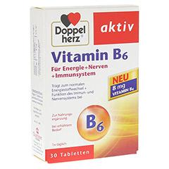 DOPPELHERZ Vitamin B6 Tabletten 30 Stück