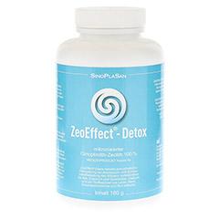ZEOEFFECT Detox Clinoptilolith-Zeolith Pulver 180 Gramm