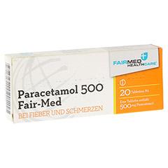 Paracetamol 500 Fair-Med 20 Stück N2