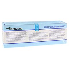 SURFLO Perfusionsbesteck 22 G 30 cm schwarz 50 Stück