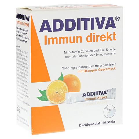 ADDITIVA Immun direkt Sticks 20 Stück