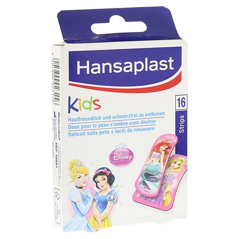 HANSAPLAST Junior Princess Strips 16 Stück