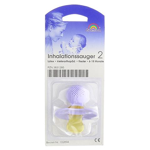 SAUGER Inhalation 102894 flieder 1 Stück