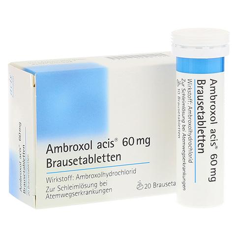 Ambroxol acis 60mg 20 Stück N1