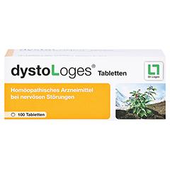 DYSTO LOGES Tabletten 100 Stück N1 - Vorderseite
