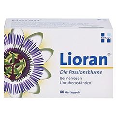 Lioran die Passionsblume 80 Stück - Vorderseite