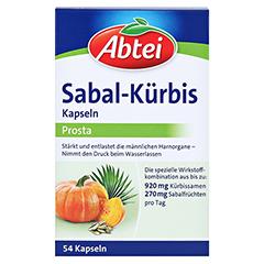ABTEI Sabal + Kürbis (Prosta) 54 Stück - Vorderseite