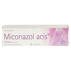 Miconazol acis 20 Gramm N1 - Vorderseite