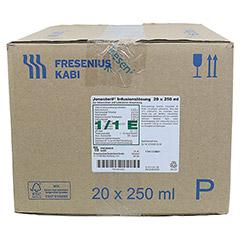 JONOSTERIL Plastik Infusionslösung 20x250 Milliliter N3 - Vorderseite