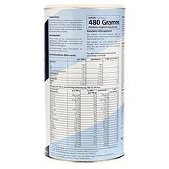 BODY CONTROL Diätpulver Joghurt/Himbeere 480 Gramm - Linke Seite