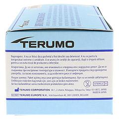 SURFLO Perfusionsbesteck 22 G 30 cm schwarz 50 Stück - Linke Seite