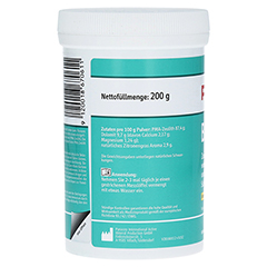 PANACEO Basic-Detox Zitronengras Pulver 200 Gramm - Rechte Seite