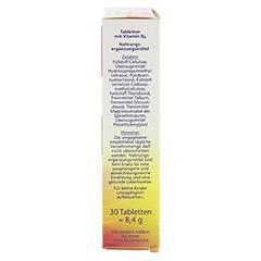 DOPPELHERZ Vitamin B6 Tabletten 30 Stück - Rechte Seite