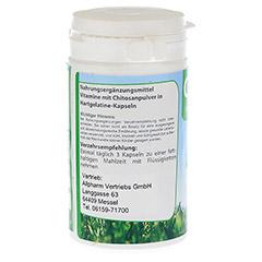 CHITOSAN 500 mg Kapseln 60 Stück - Rechte Seite