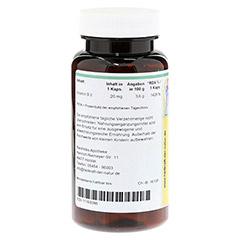 VITAMIN B2 20 mg Riboflavin Kapseln 90 Stück - Rückseite