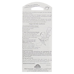 SAUGER Inhalation 102894 flieder 1 Stück - Rückseite