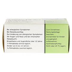 Cetirizin Fair-Med Healthcare 10mg 100 Stück N3 - Oberseite