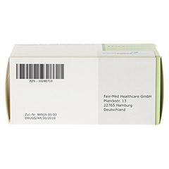 Cetirizin Fair-Med Healthcare 10mg 100 Stück N3 - Unterseite