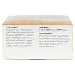 FEMIBION Schwangerschaft 2 D3+DHA+400 µg Fol.o.Jod 2x60 Stück - Unterseite