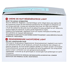 ANNEMARIE BÖRLIND System Absolute Nachtcreme light 50 Milliliter - Linke Seite
