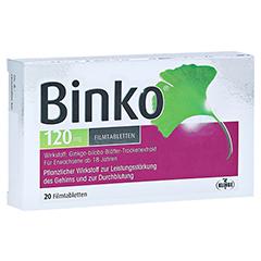 Binko 120mg 20 Stück