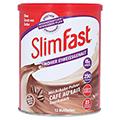 SLIM FAST Pulver Cafe au Lait 438 Gramm
