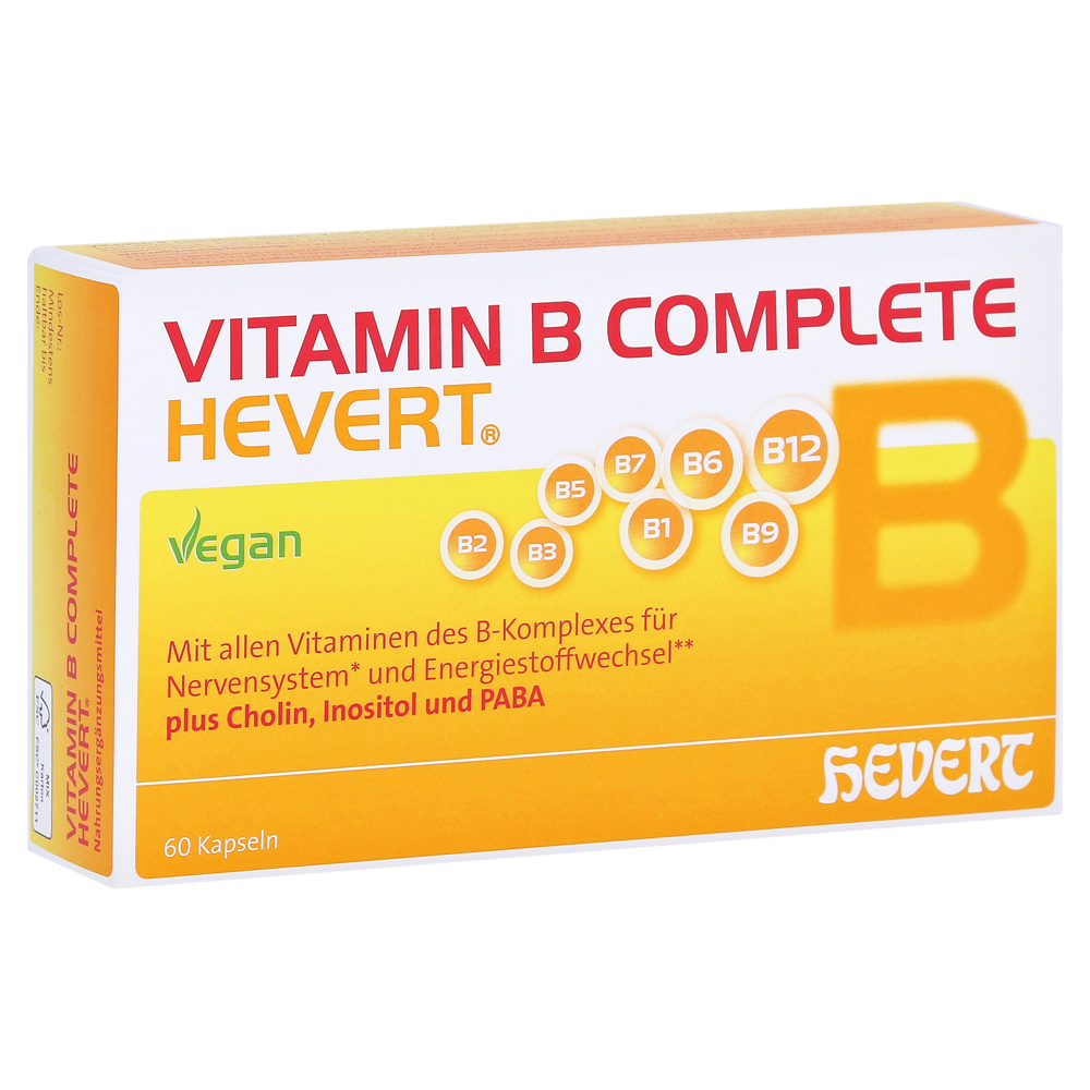 vitamin-b-complete-hevert-kapseln-60-stuck, 12.87 EUR @ medpex-de