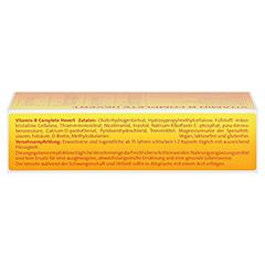 Vitamin B Complete Hevert Kapseln 60 Stück - Unterseite