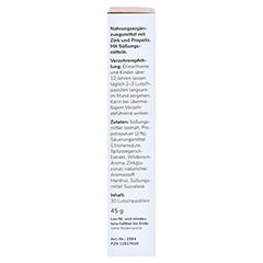 BAKANASAN Husten-Pastillen 30 Stück - Linke Seite