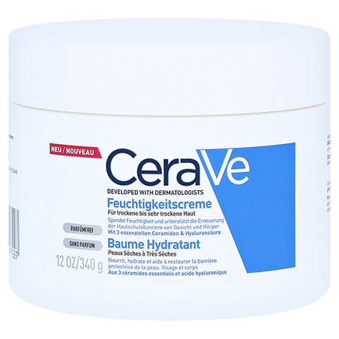 Cerave Feuchtigkeitscreme 340 Gramm