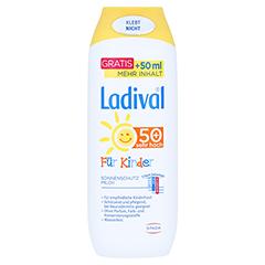 LADIVAL Kinder Sonnenmilch LSF 50+ 250 Milliliter