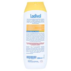 LADIVAL Kinder Sonnenmilch LSF 50+ + gratis Ladival Malheft 250 Milliliter - Rückseite