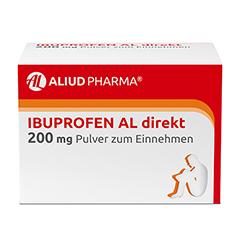 Ibuprofen AL direkt 200mg 20 Stück