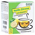 HEISAN heiße Zitrone mit Vitamin C Pulver 12x10 Gramm