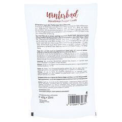 DERMASEL Winterbad Macad.Nougat & Vanille lim.ed. 1 Packung - Rückseite