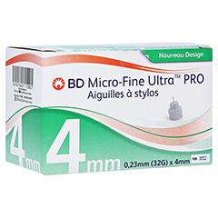 BD MICRO-FINE ULTRA Pro Pen-Nadeln 0,23x4 mm 32 G 105 Stück