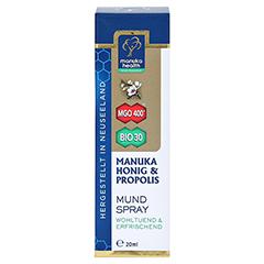 MANUKA HEALTH MGO 400+ Manuka & Propolis Mundspray 20 Milliliter - Vorderseite