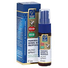 MANUKA HEALTH MGO 400+ Manuka & Propolis Mundspray 20 Milliliter