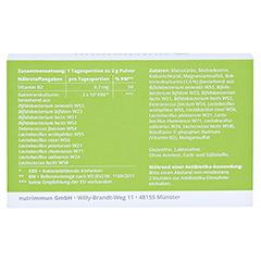 MYBIOTIK PROTECT Pulver 15x2 Gramm - Rückseite