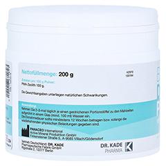 PANACEO Basic-Detox Pure Pulver 200 Gramm - Rechte Seite