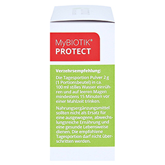 MYBIOTIK PROTECT Pulver 15x2 Gramm - Rechte Seite